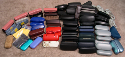Glasses Cases Donated by ClearVision