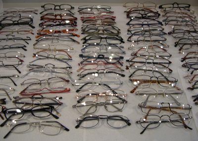 Reading Glasses Donated by Equation