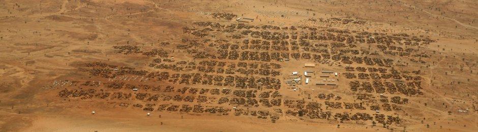 Kounoungo refugee camp, eastern Chad