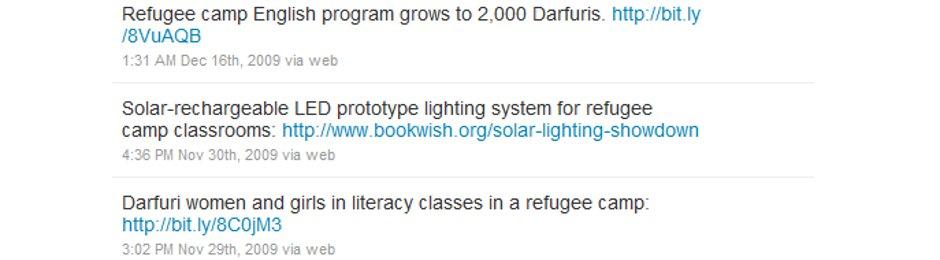 Follow @bookwish and RT to raise awareness